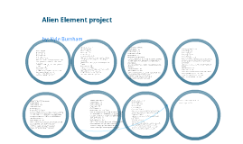 alien element project