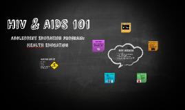 HIV & AIDS 101