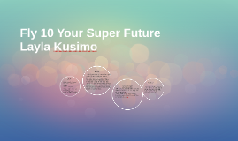Fly 10 Your Super Future