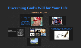 Discerning God's Will for Your Life
