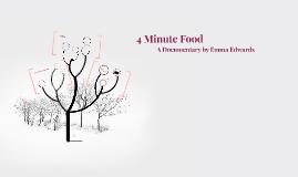 4 Minute Food