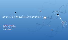 La Evolución Genética