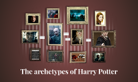 The archetypes of Harry Potter