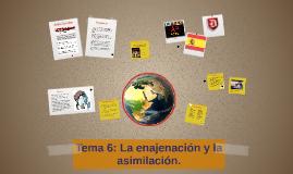 La enajenación y la asimilación