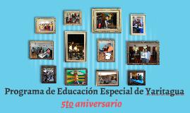 Programa de Educación Especial de Yaritagua