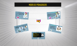 Copy of MODELOS PEDAGOGICOS