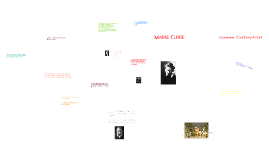 Copy of Marie Curie