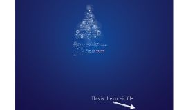 Copy of Copy of Christmas Prezi Template - The Prezenter