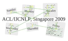 ACL/IJCNLP Singapore, 2009