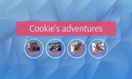 Cookie's adventures