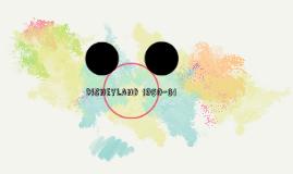 Disney Land 1950-61