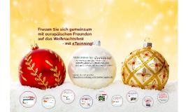 eTwinning feiert Weihnachten