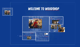 Welcome to the Ranch Woodshop!