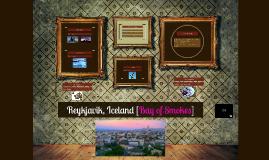 Reykjavik, Iceland [Bay of Smokes]