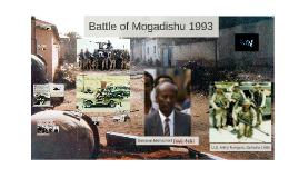Battle of Mogadishu 1993