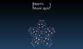Copy of Music quiz