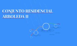 CONJUNTO RESIDENCIAL ARBOLEDA II