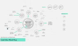 Cold War Mindmap