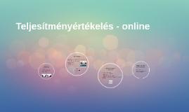 Teljesítményértékelés - online