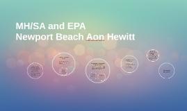 MH/SA and EPA