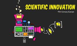 Scientific Innovation