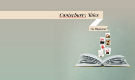Canterurry Tales