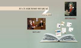 EL CLASICISMO MUSICAL