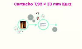 7,92 × 33 mm Kurz