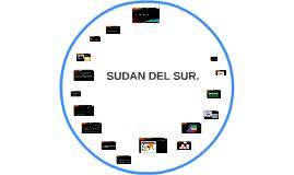 SUDAN DEL SUR.