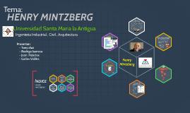 Copy of Henry mintzberg managing