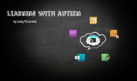 Learning With Autism