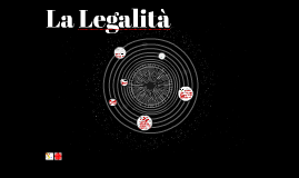 Copia di LA LEGALITà