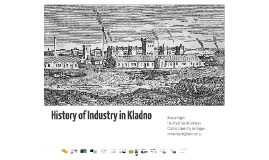 History of Industry in Kladno