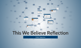 This We Believe Reflection