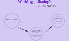 Working at Bosley's