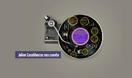 Julian Casablancas nos cuenta