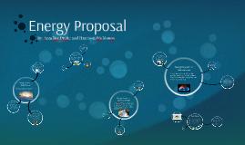 Energy Proposal