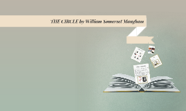 THE CIRCLE by  William Somerset Maugham