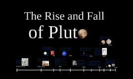 The Rise and Fall of Pluto