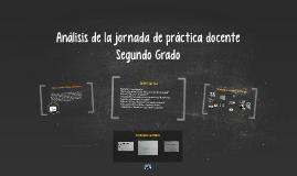 Análisis de la jornada de práctica docente