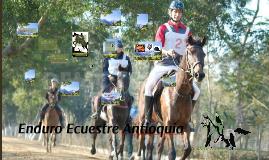 Enduro Ecuestre Antioquia