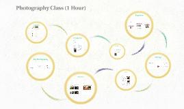 Photography Class (1 hr)