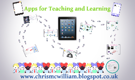Copy of Apps for Teaching and Learning