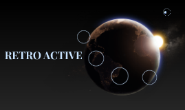 RETRO ACTIVE