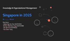 Knowledge & Organizational Management: