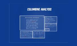Columbine Analysis