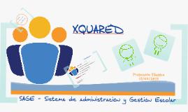 Copy of SGE - Sistema de Gestão Escolar