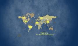 Ch. 2 NT World of Jesus