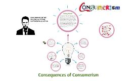 Consumerism at its Worst
