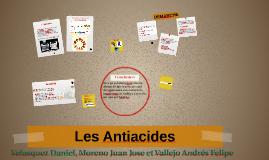 Les principes actifs des anti-acides